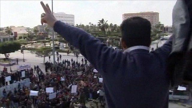Protests in Zawiya