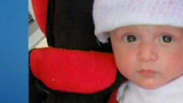 Baby Baxtor Gowland