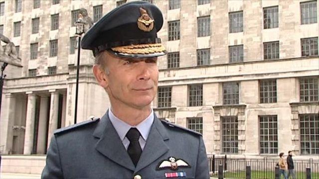 Air Vice-Marshal Mark Green