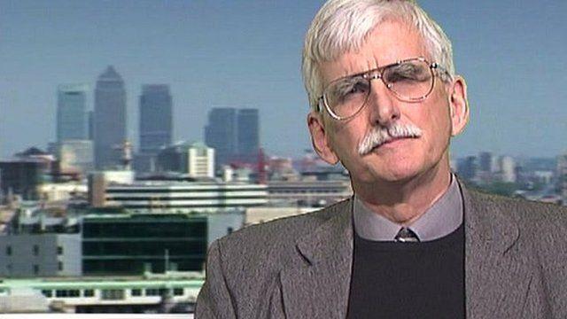 Professor Mervyn Frost