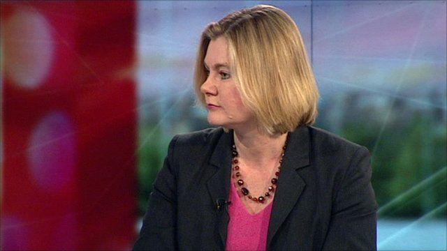 Economic Secretary to the Treasury Justine Greening