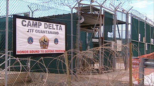 US prison in Guantanamo Bay, Cuba