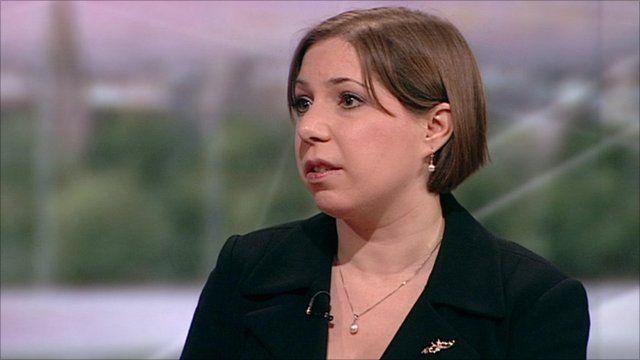Children's Minister, Sarah Teather