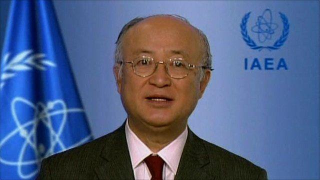 Director General of the IAEA Yukiya Amano