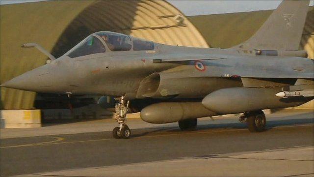 French jet