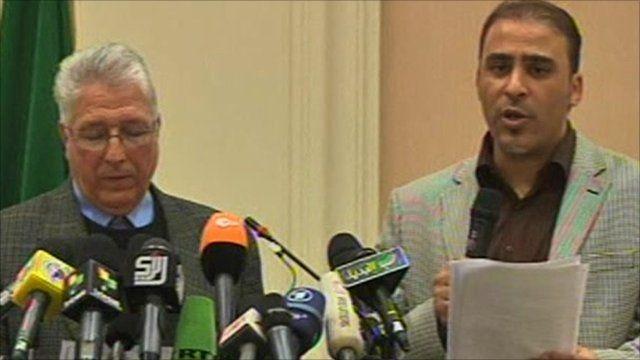 Leadership spokesman and translator