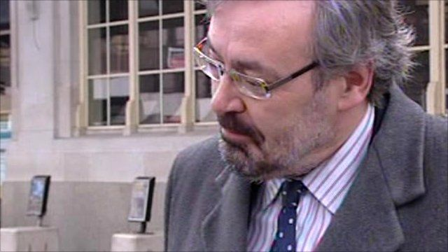Peter Leppard, operations director of Arriva Trains Wales