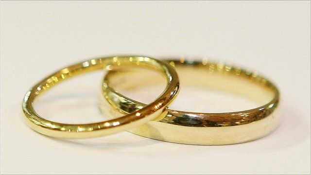 Scottish Celtic Wedding Bands