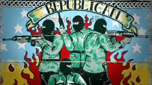 Republican IRA poster