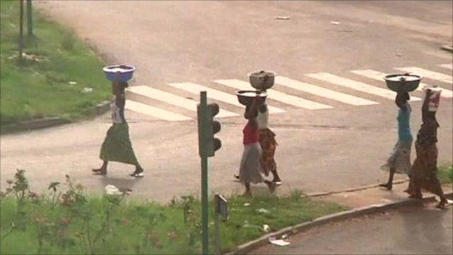 Women in Ivory Coast
