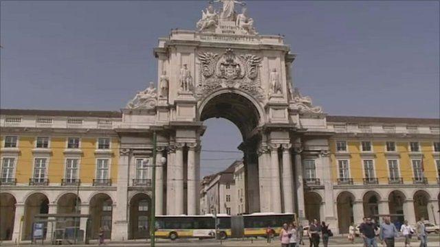 Commerce Square, Lisbon