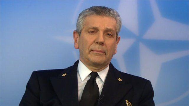 Admiral Giampaolo Di Paola