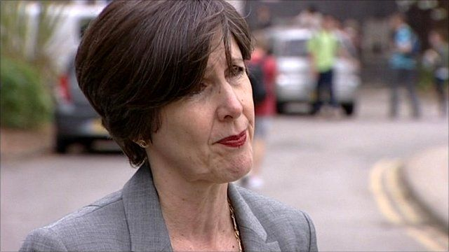 Prof Janet Beer, vice chancellor of Oxford Brookes University