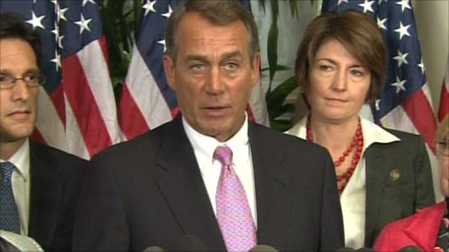 Speaker of the United States House of Representatives, John Boehner