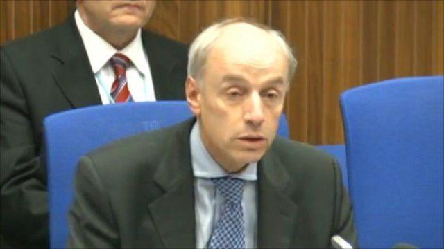 Denis Flory, IAEA