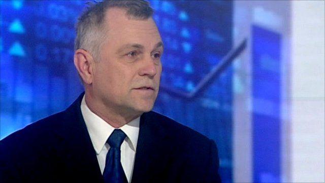 VSA Capital mining analyst Paul Renken