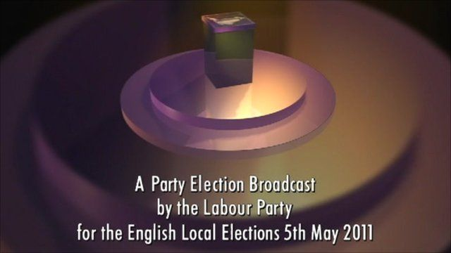 Labour Party broadcast