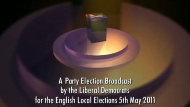 Party Election Broadcast: The Liberal Democrats