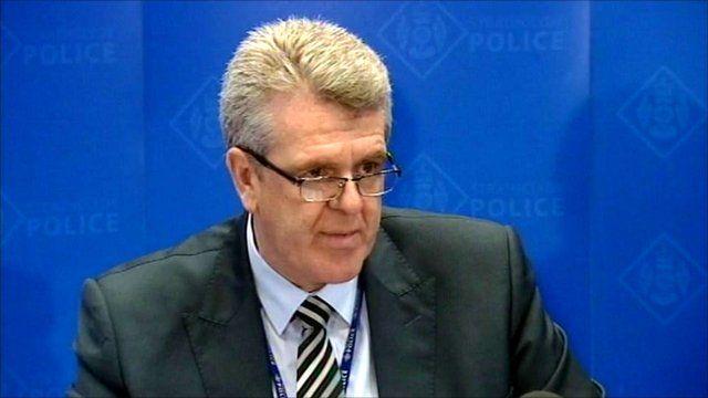 Det Supt John Mitchell of Strathclyde Police