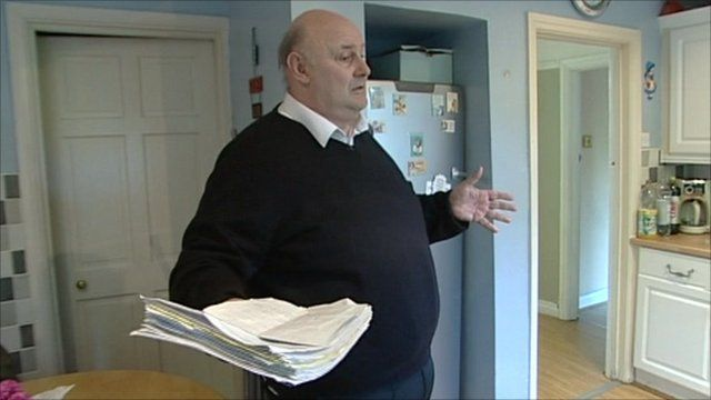 Man affected by payment protection insurance mis-selling
