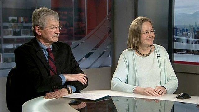 Bob and Jane Gillis
