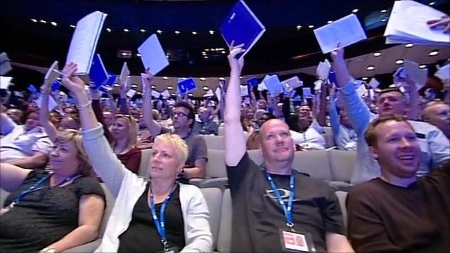 Teachers union vote to strike