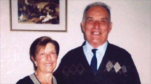Caterina and Guiseppe Massaro