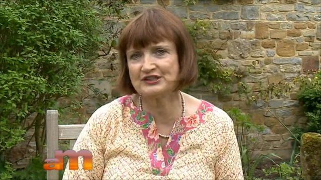 Tessa Jowell on the Andrew Marr Show