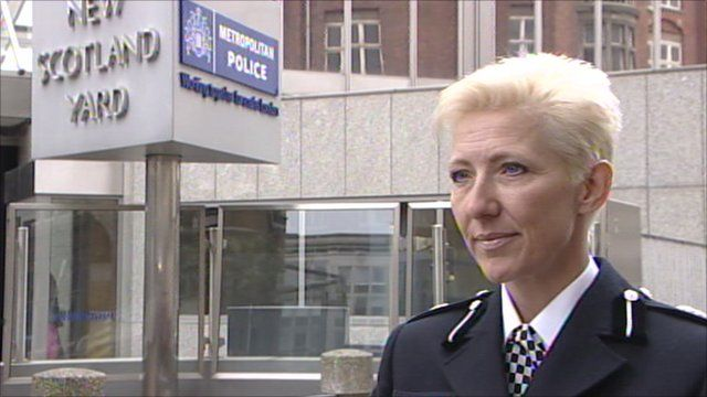 Commander Christine Jones