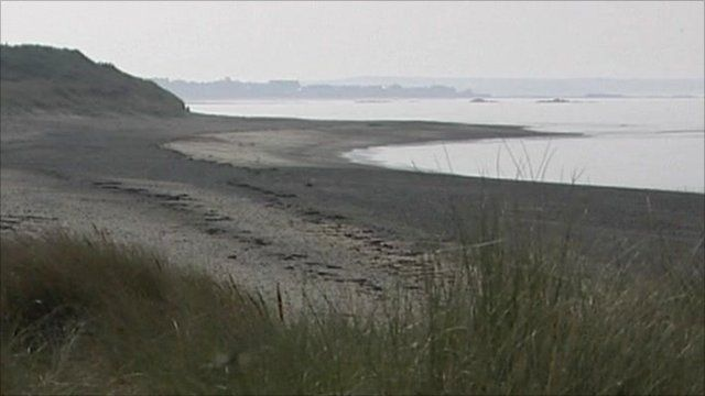 Anglesey coastline