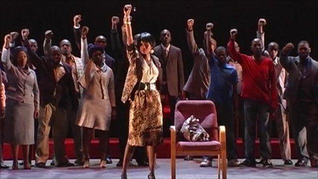Winnie Mandela opera