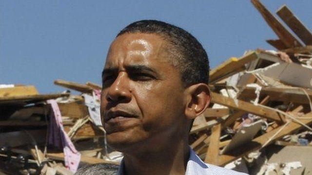 President Obama in Alabama