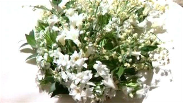 Royal wedding bouquet