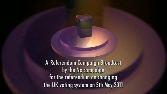 Campaign broadcast slate