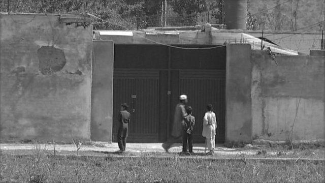 Inside Osama Bin Laden's Pakistan hide-out - BBC News