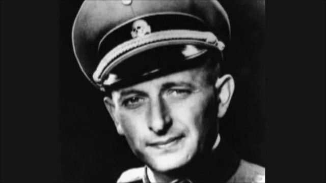 Lawyers chase files of Nazi Adolf Eichmann - BBC News