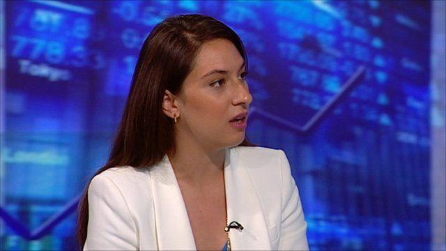 Matina Stevis
