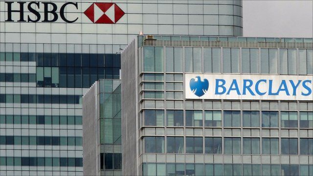 HSBC and Barclays Bank