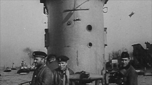 Royal Navy men