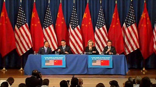 China - US talks