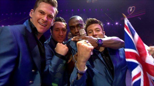 UK boy band, Blue