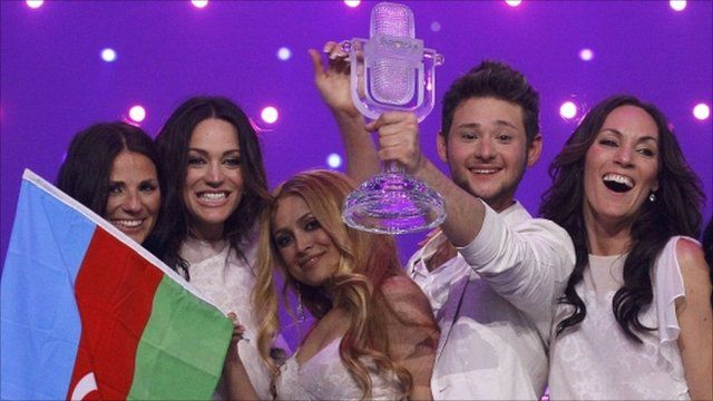 Azerbaijan wins Eurovision song contest