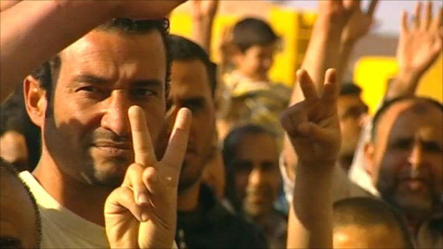 Residents of Misrata