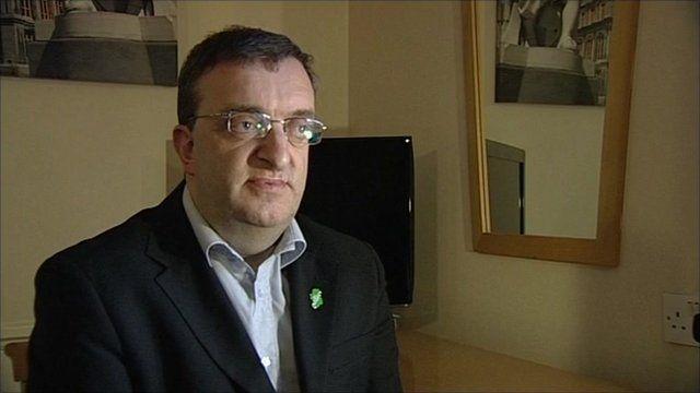 Michael MacDonncha
