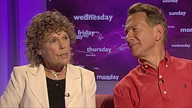 Kate Hoey and Ken Clarke