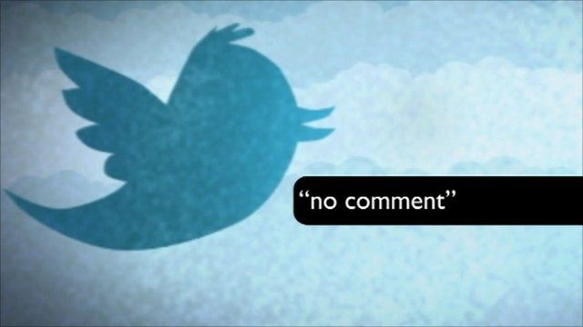 Twitter has refused to comment