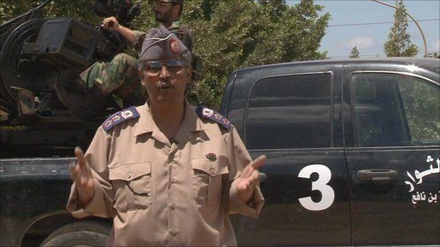 Colonel Ali Aya