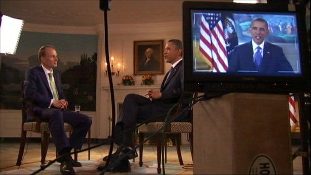 Barack Obama, Andrew Marr