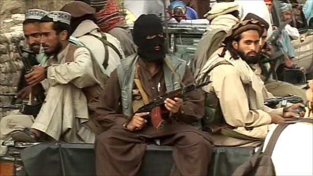 Pakistani militants