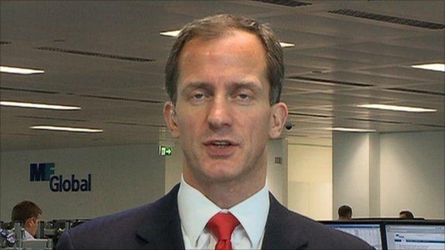 Simon Maughan from IMF Global